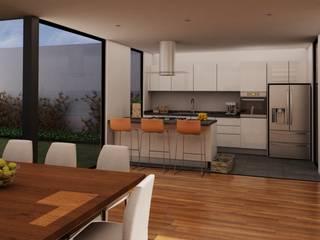 MT-GI STRATEGIC SERVICES キッチン収納 木 白色