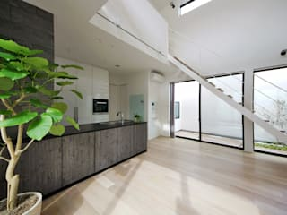 Kitchen by TERAJIMA ARCHITECTS, Modern