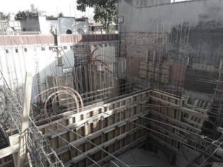 REBSAMEN # 735 COL. NARVARTE PONIENTE, CIUDAD DE MÉXICO Espacios comerciales de estilo moderno de Scale Arquitectos Moderno