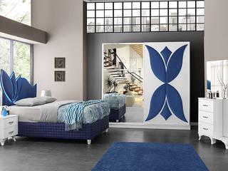Tibasin Mobilya – Yaprak Yatak Odası:  tarz