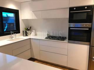 Cocinas de estilo minimalista de Modulus Minimalista