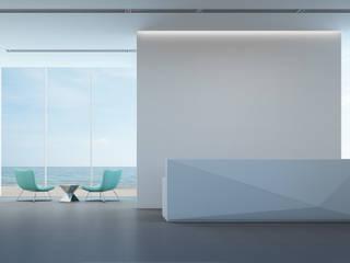 Cliniche in stile minimalista di np Minimalista