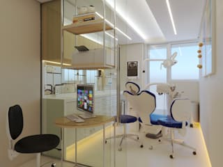 np Clinics Wood White