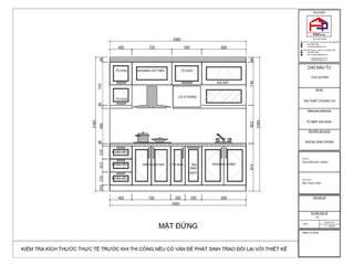 Hoàn thiện công trình tủ bếp gỗ sồi nga và nội thất nhà chị Quỳnh – Ngoại Giao Đoàn: hiện đại  by Nội thất Hpro, Hiện đại