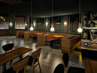 VOGUE MİMARLIK ATÖLYESİ – C LOCA:  tarz Bar & kulüpler