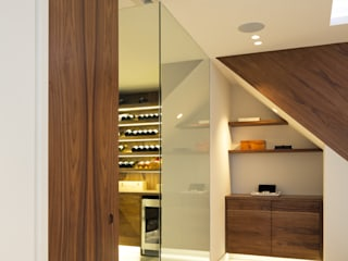 Shape London Wine cellar
