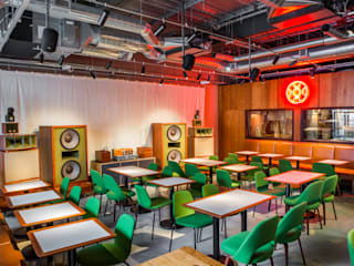 Spiritland Modern gastronomy by Shape London Modern
