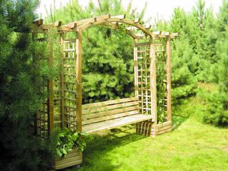 Pergole ogrodowe od Ogrodosfera Klasyczny