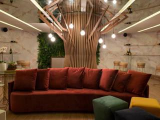 Casa Cor Bahia 2018: Locais de eventos  por Trietto Interiores & Consultoria,Moderno