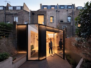 The Signal House Shape London Modern home