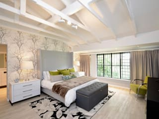 CS DESIGN Modern style bedroom