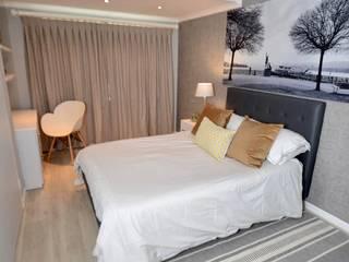 CS DESIGN Modern style bedroom