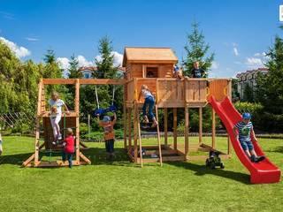 Place zabaw od Ogrodosfera Klasyczny