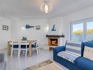 Living room by ImofoCCo - Fotografia Imobiliária, Mediterranean
