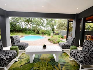 Home Renovation, Jukskei Park, Johannesburg:  Patios by CS DESIGN