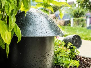 Sistema de som para Jardim Jardins modernos por Magnelusa, SA Moderno