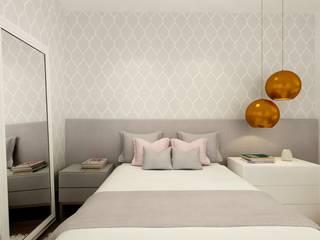 Liliana Zenaro Interiores Classic style bedroom