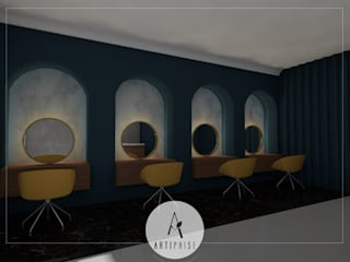beauty salon de Artiphise