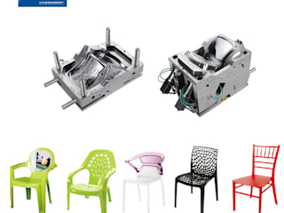 Chair mould: industrial  by Taizhou Huangyan Haohao Plastic Mould Factory,Industrial