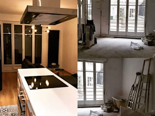 rénovation appartement par Sabrine Ayadi
