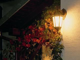 Lampy ogrodowe od Ogrodosfera Industrialny