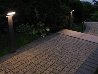 Lampy ogrodowe od Ogrodosfera Nowoczesny