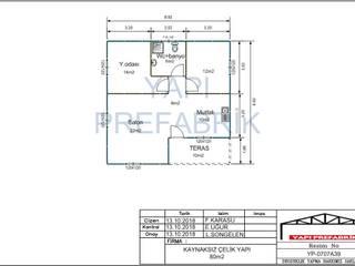 Yapı Prefabrike konut ve çelik yapı sistemleri san. ve tic. ltd şti. 組合屋