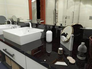 İndeko İç Mimari ve Tasarım BathroomSinks
