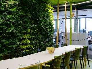 Oficinas y comercios de estilo moderno de Zalewski Architecture Group Moderno