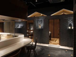 青山表邸 モダンなレストラン の PODA モダン