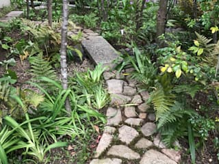 庭 遊庵 Zen garden Stone