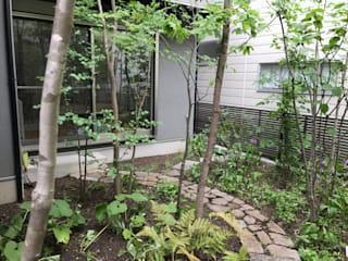 庭 遊庵 Zen garden