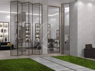 Garden by Comelite Architecture, Structure and Interior Design