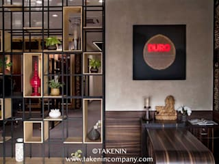 TakenIn Espacios comerciales de estilo moderno