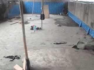 Kolam Renang Villa Bandung Oleh Pesona Banyu Biru Pool