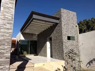 AMPLIACIÓN Y CONSTRUCCIÓN DE PALAPA Casas modernas de VILLA ARQUITECTO Moderno