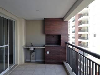 Antes e Depois em Apartamento na Pompeia, São Paulo:   por Liliana Zenaro Interiores,