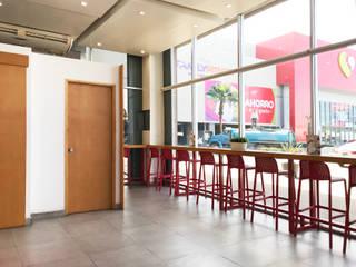 BOCA2 RESTAURANTE Gastronomía de estilo moderno de INTERIOR 41 Moderno