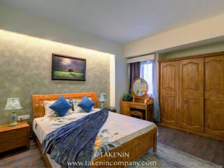 TakenIn Dormitorios modernos