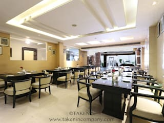 Hotel Waves Asian style hotels by TakenIn Asian