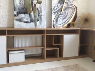 Детская для мальчика:  в . Автор – Студия дизайна мебели Arcobaleno