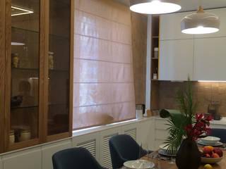 Кухня:  в . Автор – Студия дизайна мебели Arcobaleno