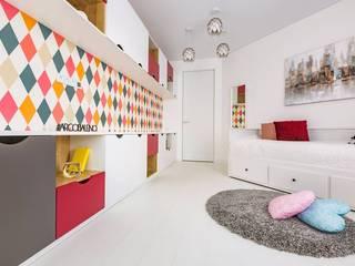 Детская для девочки:  в . Автор – Студия дизайна мебели Arcobaleno