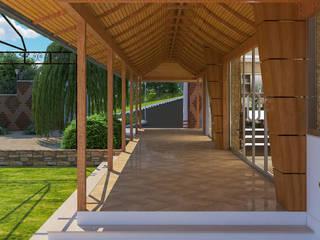 3 Art Studio – Asya Garden:  tarz Evler, Modern