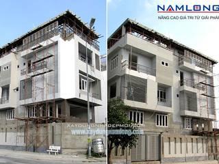 Công ty xây dựng nhà đẹp mới Maisons classiques