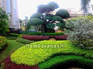 Tukang Taman Surabaya - flamboyanasri Rock Garden