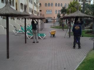 van ESTRUCTURAS DE MADERAS RIGÓN en Málaga Rustiek & Brocante