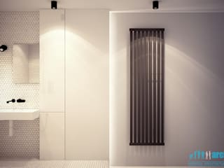 Minimalist style bathroom by Archi group Adam Kuropatwa Minimalist