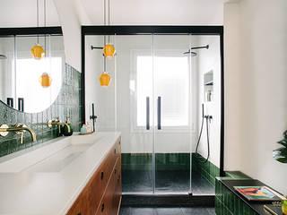Eclectic style bathroom by nimú equipo de diseño Eclectic