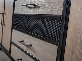 Stalen meubels van Metalstuff Industrieel